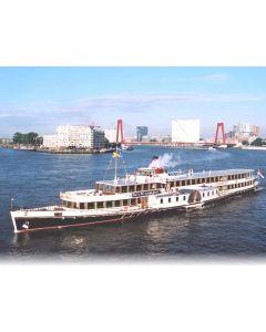 De Majesteit - Raderstoomboot