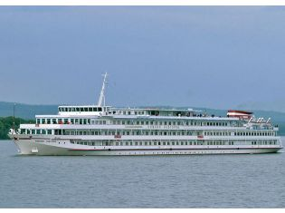 Nihzni Novgorod - Hotelboot