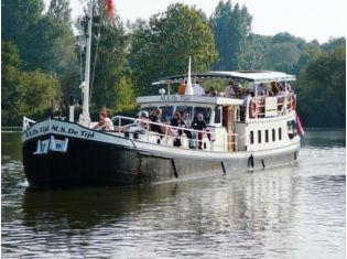 De Tijd - Partyboot