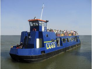 BOOT Zaandam A - Partyboot