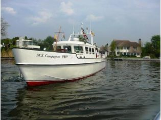 Compagnon - Partyboot