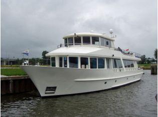 Hanzestad - Partyboot