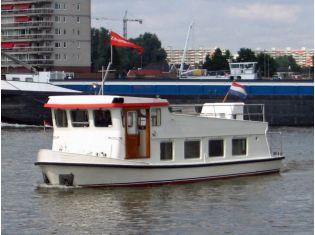 Zilvermeeuw 3 - Partyboot