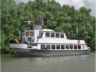 Zilvermeeuw 4 - Partyboot (niet meer in de vaart)