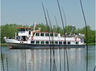 Zilvermeeuw 5 - Partyboot
