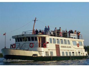Koningin Juliana - Partyboot