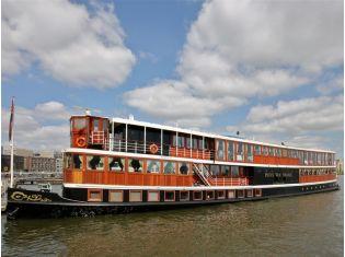 Prins van Oranje - Partyboot