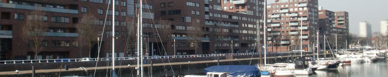 Havengebouwen Rotterdam